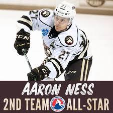 Hershey Bears - Congratulations to defenseman Aaron Ness...   Facebook