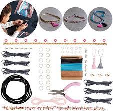 fao schwarz diy leather jewelry making