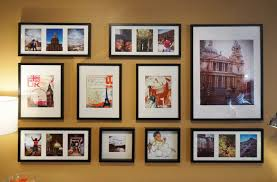creative ways to use photo frames