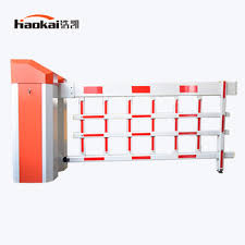 Heavy Duty Electric Fence Barrier Gate With Car Parking Menegement System View Heavy Duty Fence Barrier Gate Haokai Intelligent Technology Product Details From Haokai Intelligent Technology Renqiu City Co Ltd On Alibaba Com