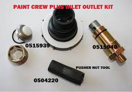 Wagner Paint Crew Plus Repair Kit 0515939 0515940