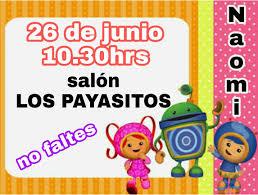 Invitacion Digital Video Umizoomi 150 00 En Mercado Libre