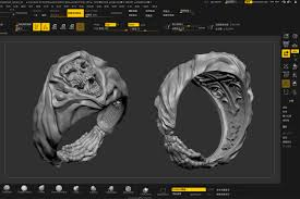 3d print jewelry design fusion golden