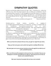 sympathy quotes sympathy quotes for loss