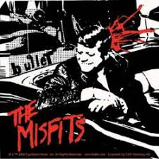 The Misfits Stickers Decals Bumper Stickers