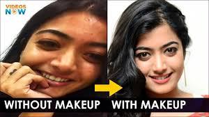 tollywood actress without makeup 2019