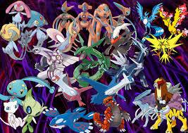 legendary pokemon wallpapers 1024x723