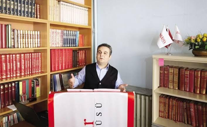 Yeni Asya gazetesi yazarı Muhammet Örtlek resimleri ile ilgili görsel sonucu