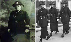 Britain's first policewoman Edith Smith spent WWI spying on wives of men  who were fighting abroad | Daily Mail Online