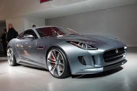 jaguar s new sports car is the f type