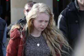 Teenager who abducted and killed Alesha MacPhail named as Aaron ...