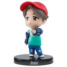 Búp Bê Thần Tượng BTS Mini - Jimin GKH74GKH81