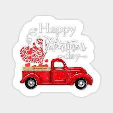happy valentines day star wars truck