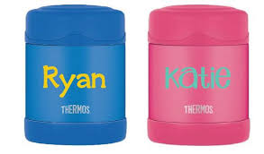 Thermos Funtainer Diy Personalized Name Waterproof Vinyl Decal Etsy Thermos Sticker Labels Vinyl Decals