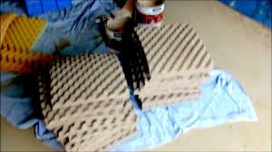 sound proofing acoustic foam