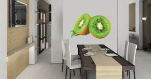 Kiwi Wall Decals Dezign With A Z
