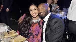 Vanessa Bryant breaks silence on Kobe's death