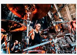 Adrian Young Played Drums During The Linkin Park & - Propeller ...