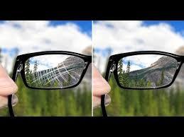 polishing plastic eyeglass lenses