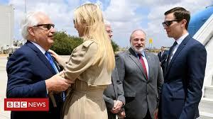 Jerusalem embassy: Ivanka Trump and Jared Kushner arrive for ...