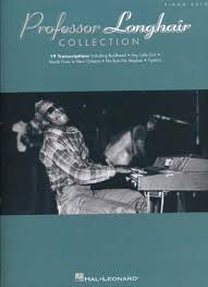 HAL LEONARD PROFESSOR LONGHAIR COLLECTION - PIANO SOLO - Woodbrass.com