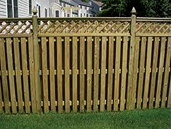 Wood Fence Create Your Style News Blog Longfence