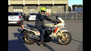 honda cx 500 turbo year 1982 first ride