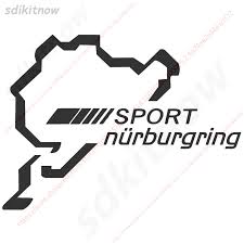 Custom New Nurburgring Sports Racing Windows Door Body Pvc Decal Car Styling For Mercedes Benz Amg A G C E S Sl Gt Cla Cle Suv Car Stickers Aliexpress