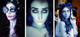 12 scary corpse bride makeup