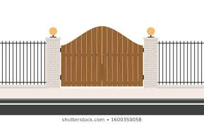 Mansion Fence Images Stock Photos Vectors Shutterstock
