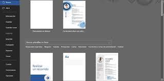 Como Descargar Plantillas Gratis De Word Para Tus Documentos