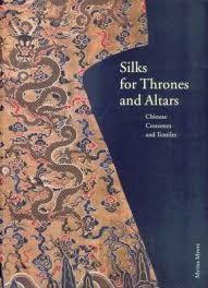 Silk for Thrones and Altars : John E. Vollmer : 9782951883611
