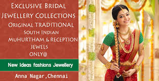 bridal jewellery for in chennai