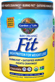 life raw organic fit high protein