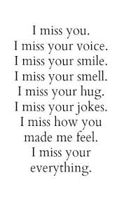 i miss you quotes cute missing you texts for him and her