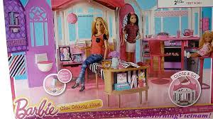 Ngôi Nhà Xinh Đẹp Của Búp Bê Barbie Mới Nhất 2015 (Bí Đỏ) Barbies ...