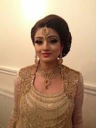 bridal party hair makeup artist