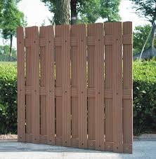 Composite Fence Hong Ye Eco Technologies