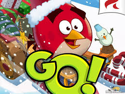 Angry Birds Go! Update Revamps Sub Zero for Christmas