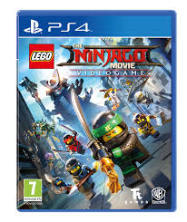 Buy LEGO The Ninjago Movie: Videogame - PlayStation 4 - English ...