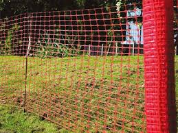Safety Fence Provides You A Physical Barrier