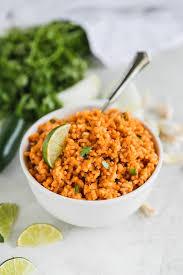 mexican rice recipe arroz rojo
