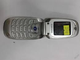 Сотовый телефон Samsung x640 (к1п22 ...