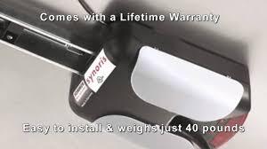 direct drive door opener sommer hp