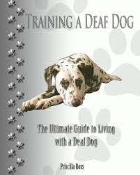 Training a deaf Dog: the Ultimate Guide to Living With a Deaf Dog NEW  EDITION by Priscilla Ross