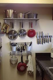 my new ikea kitchen wall storage love