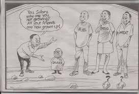 gururaj n salary not growing