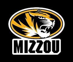 Missouri Tigers Ncaa Mizzou 2 Pack Decal Sticker You Choose Size Free Shipping Ebay