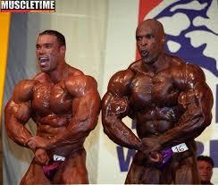 مستر المپیا سال ۲۰۰۰ رقابت دیدینی بین کوین لورون و رونی کولمن