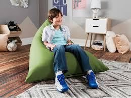 Kids Pivot Bean Bag Lounge Chair The Grommet
